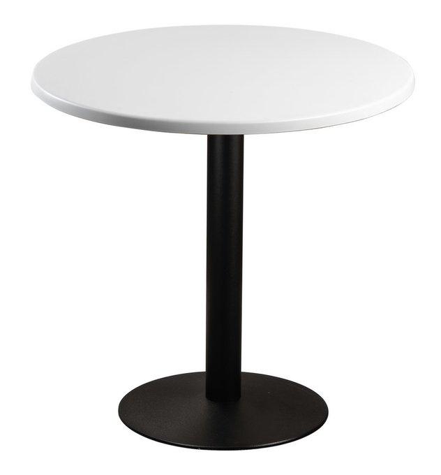 Обеденный стол Классик из металла и дерева