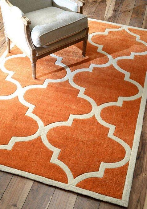 Ковер RUGSBE Marrakech orange 300х500 см