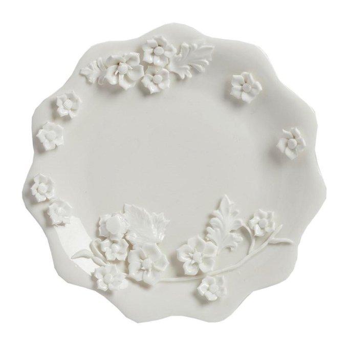 Большая тарелка Blume