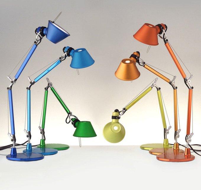 """Настольная лампа """"Tolomeo Micro"""""""