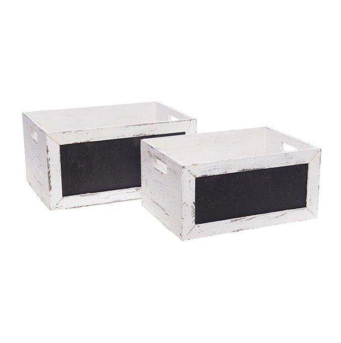 Набор из двух коробок