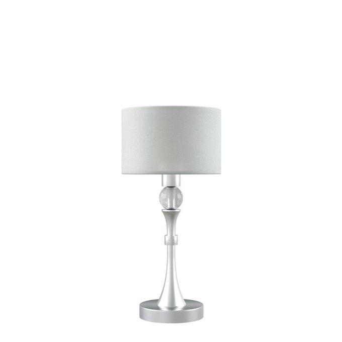 Настольная лампа Eclectic с белым абажуром