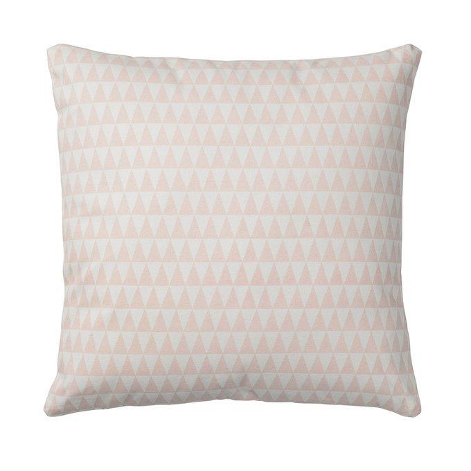 Декоративная подушка Rose из хлопка