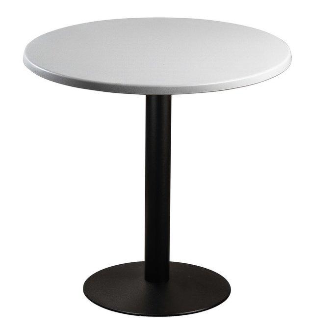 Обеденный стол Классик с серебряной столешницей