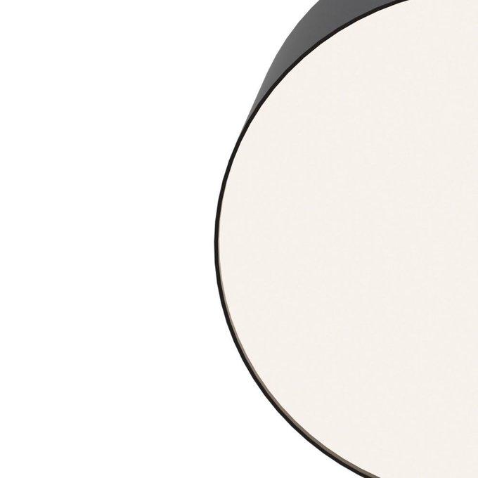 Потолочный светильник Zon черного цвета
