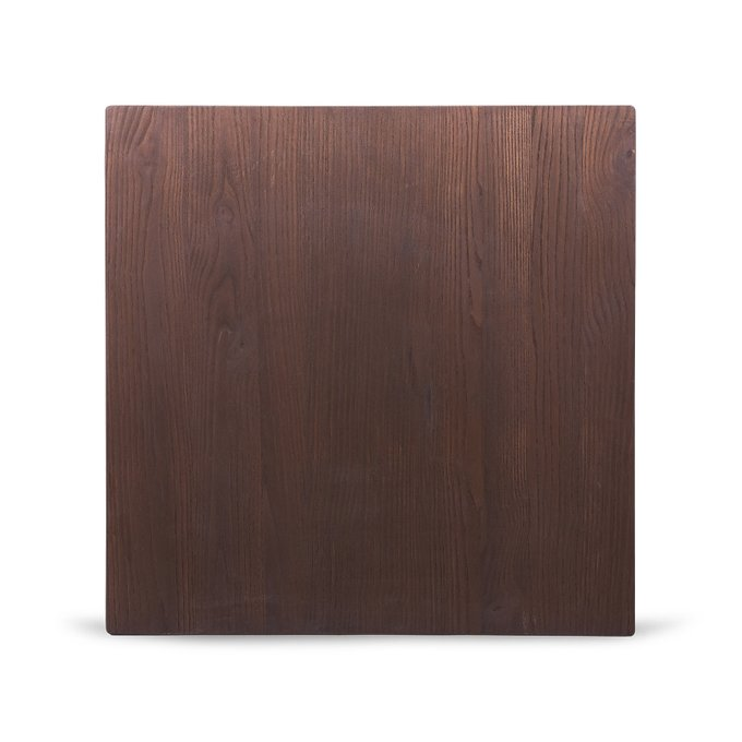 Стол барный Tolix с деревянной столешницей