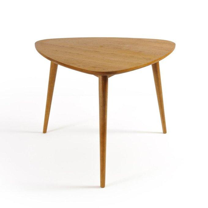 Обеденный стол Quilda с треугольной столешницей