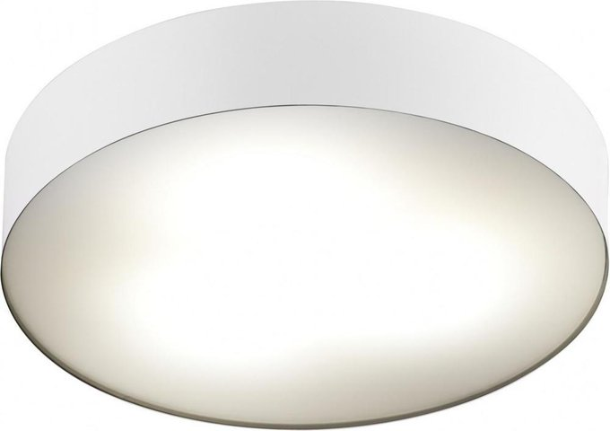 Потолочный светильник Arena белого цвета