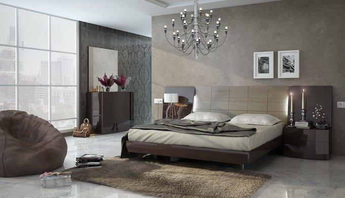 Двухспальная кровать Barcelona 160х200