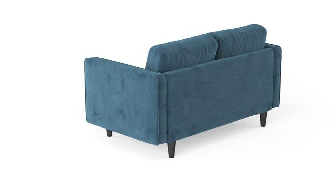 Двухместный диван SCOTT голубой