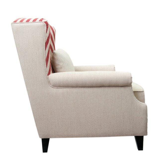 Мягкое кресла Paris с высокой спинкой