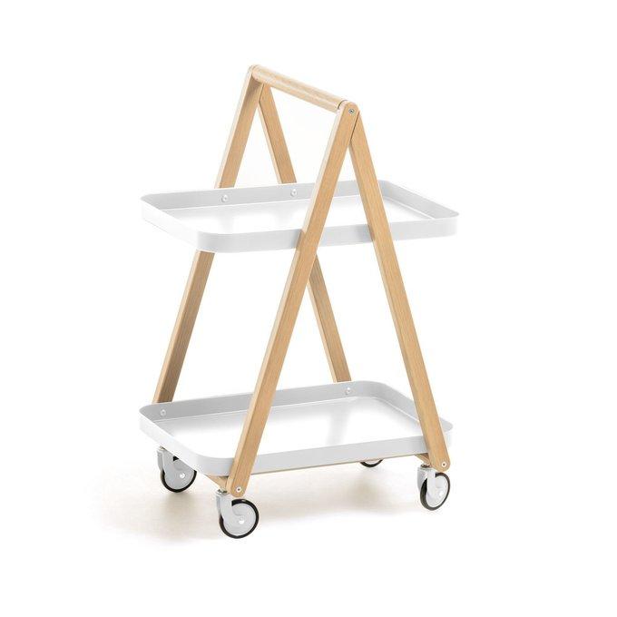 Сервировочный стол Sundial Kunti Trolley на колесиках