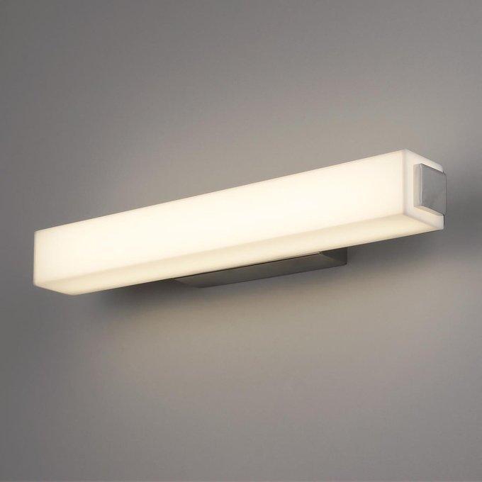 Настенный светодиодный светильник Kofra из металла и пластика