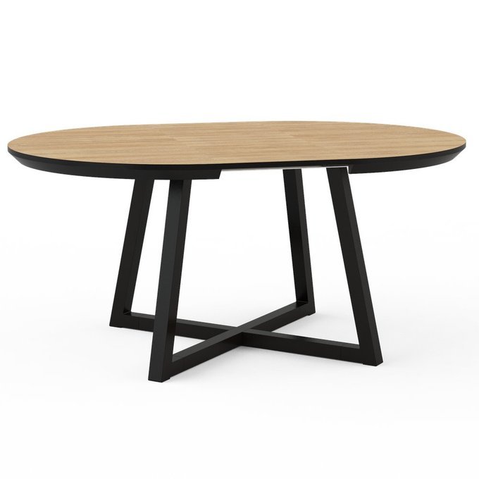 Раскладной стол Anders 100 дуб