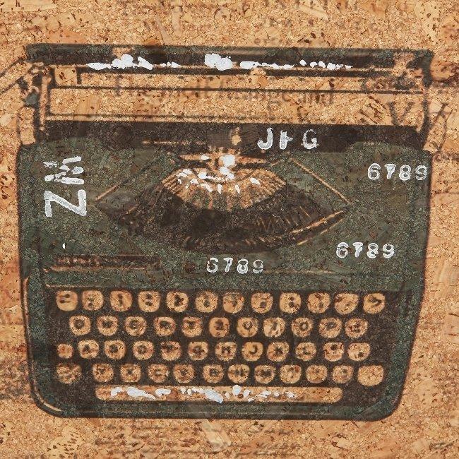"Картина ""Typewriter"""
