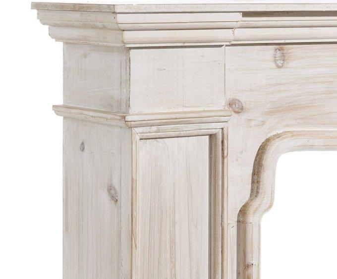 Портал для камина из дерева