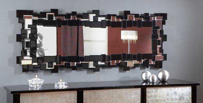 Настенное зеркало Schuller Bunuel прямоугольной формы
