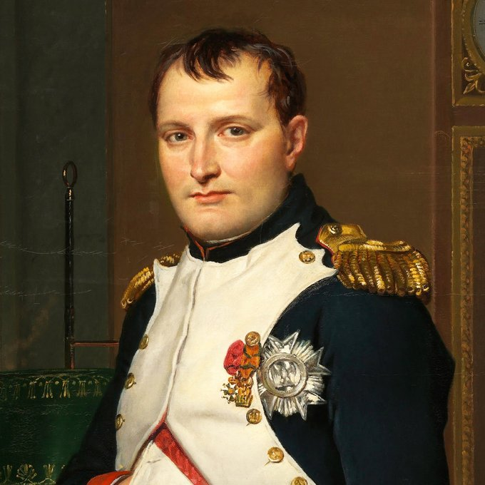 Репродукция Эрмитаж версия 47 Великий Наполеон