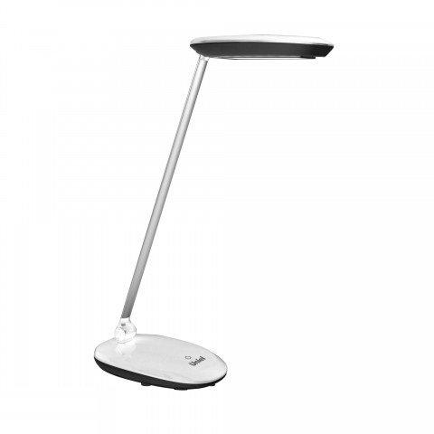 Настольная лампа Uniel  Grey-White