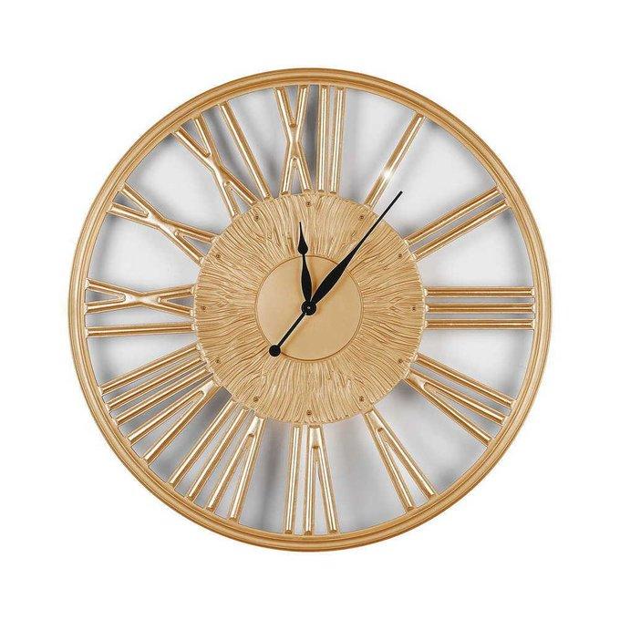 Настенные часы Graceful gold