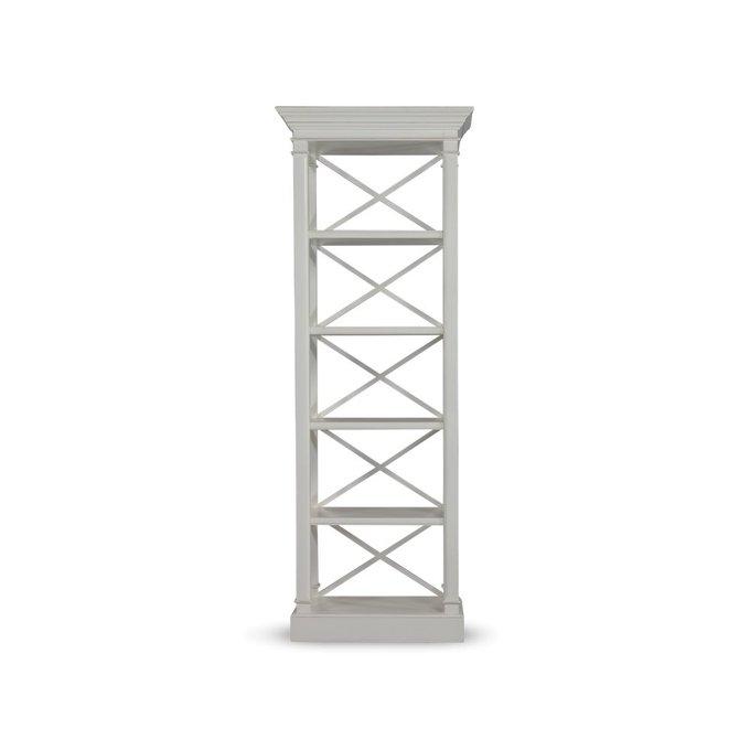 Стеллаж Remaine белого цвета
