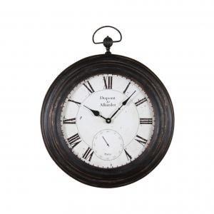 Часы METALL WALL POCKET WATCH CLOCK