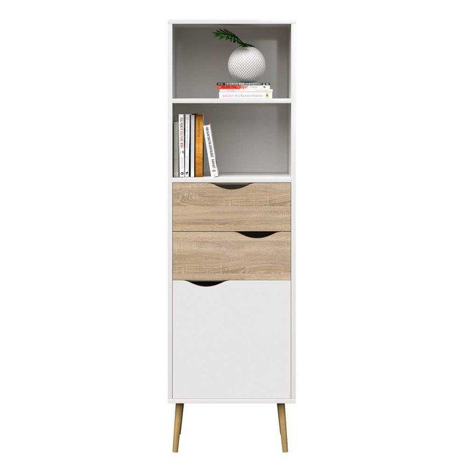 Шкаф Oslo белого цвета