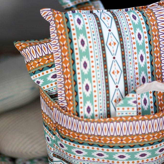 Чехол для подушки Aztec из 100% хлопка