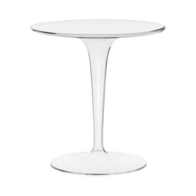 Кофейный стол TipTop позрачный