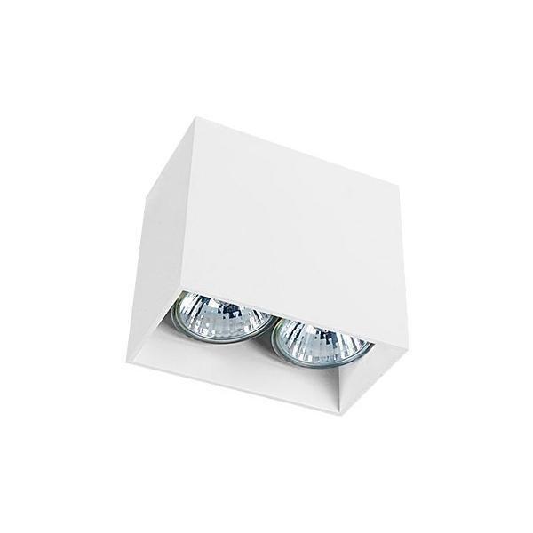 Потолочный светильник Gap белого цвета