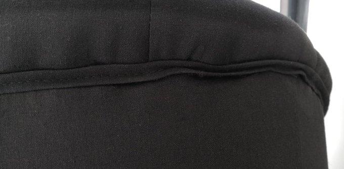 Кресло Kandy black черного цвета