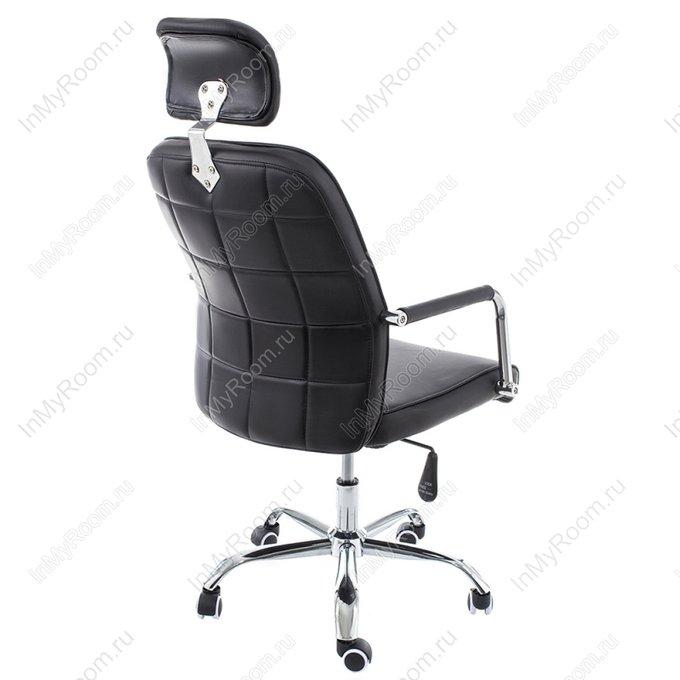 Компьютерное кресло Atlas черного цвета