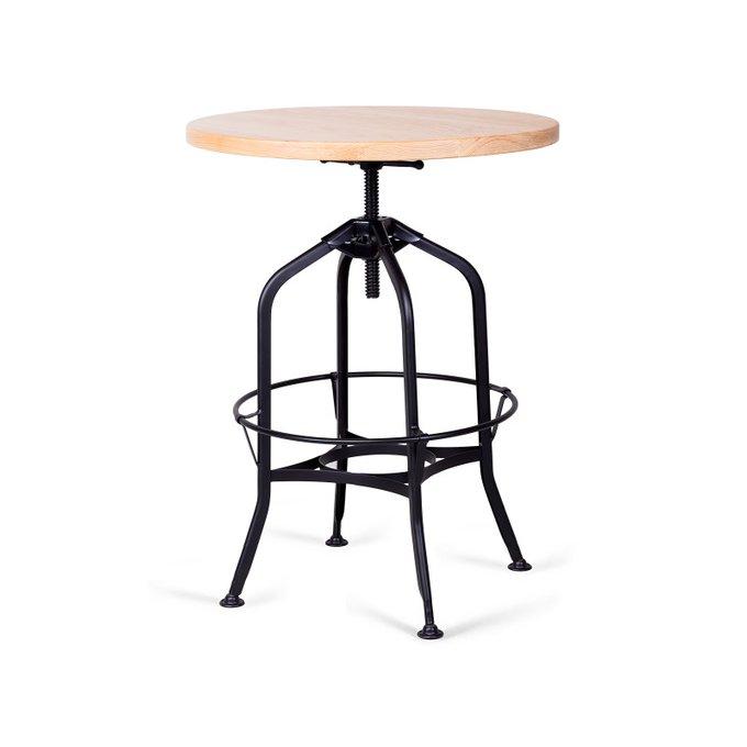 Стол барный Gep с круглой столешницей