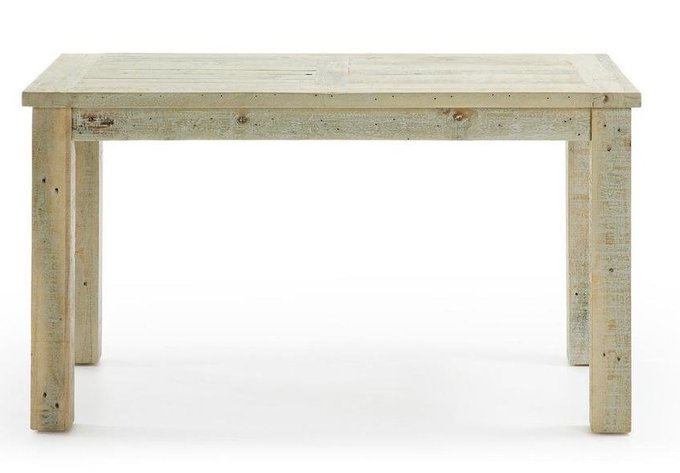 Обеденный стол ручной работы Julia Grup Skyh из массива сосны (recycling)