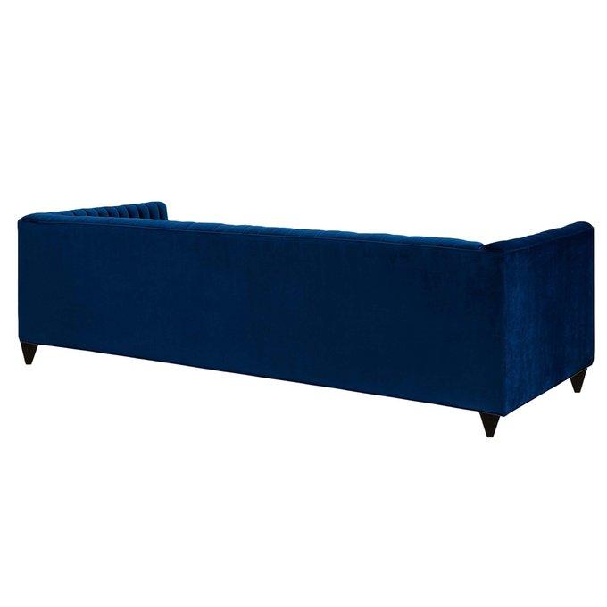 Диван Benji синего цвета