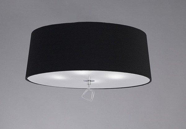 Потолочный светильник Mantra  Mara Chrome - Black