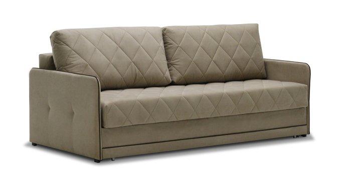 Диван-кровать Клэр бежевого цвета