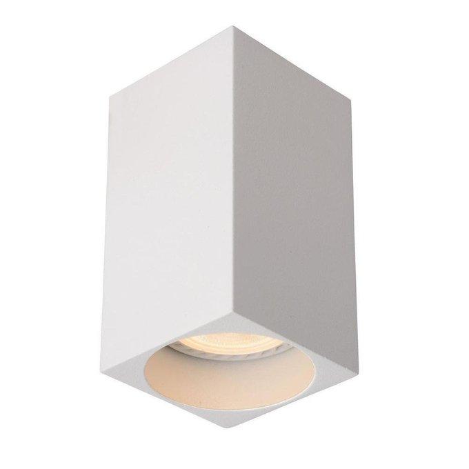 Потолочный светодиодный светильник Delto белого цвета