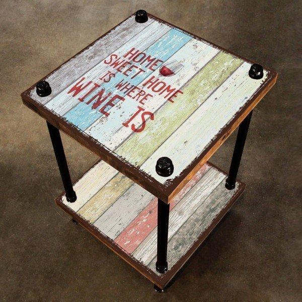 Кофейный столик Old boat