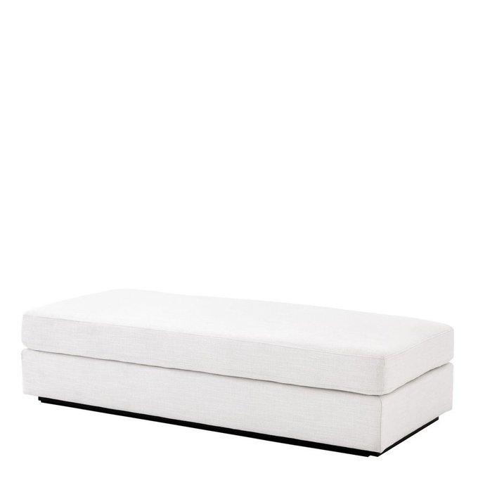 Банкетка Vista Grande белого цвета