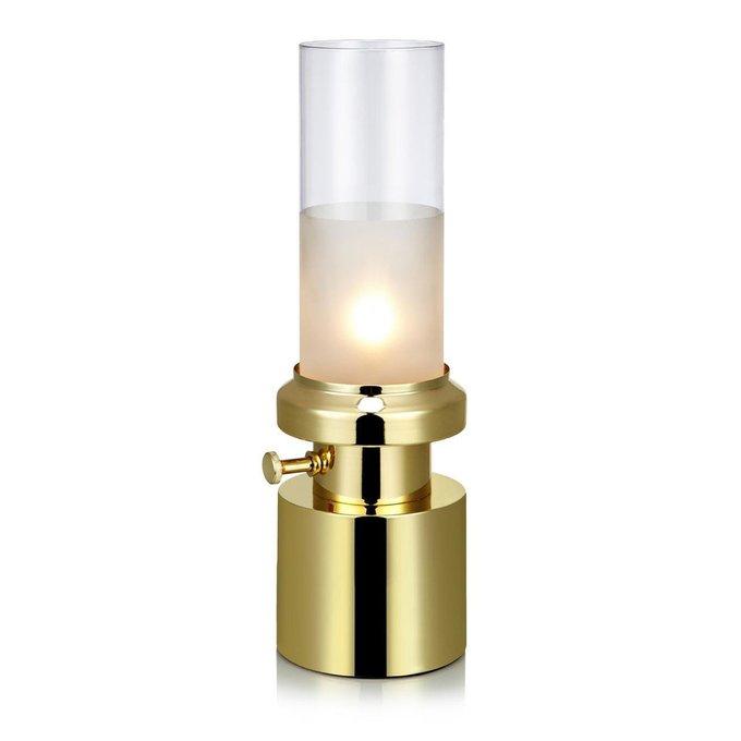 Настольная лампа Pir с цилиндрическим плафоном