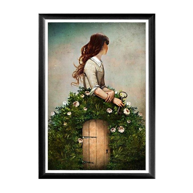 Арт-постер Мир Розы