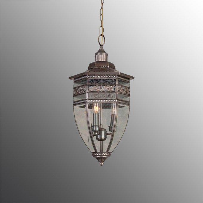 Уличный подвесной светильник Chiaro Корсо
