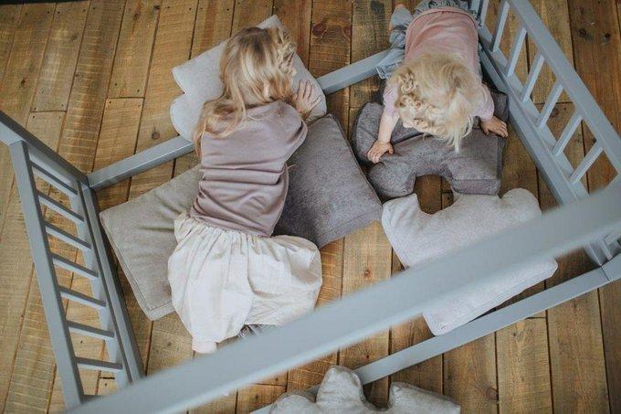 Мягкий матрас-пазлы для детской (6 элементов)
