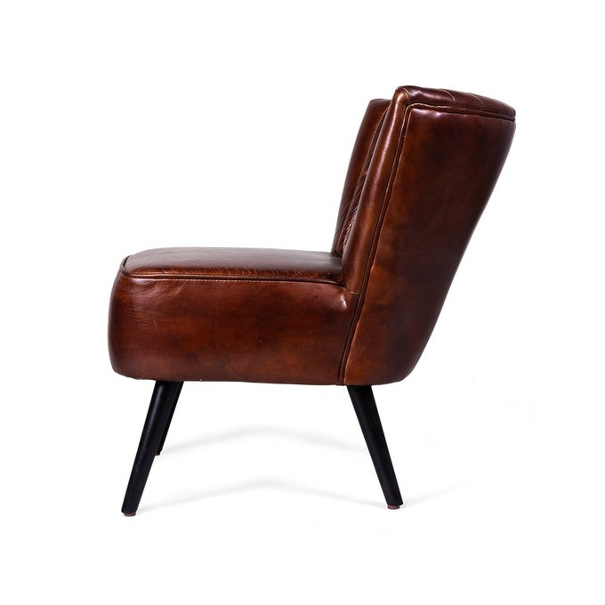 Кресло Jenny коричневого цвета