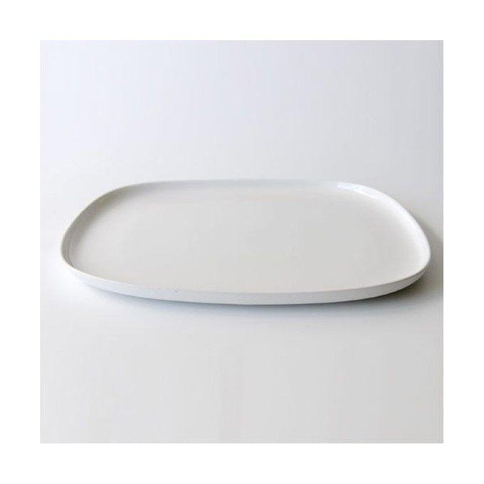 Блюдо Alessi ovale плоское большое