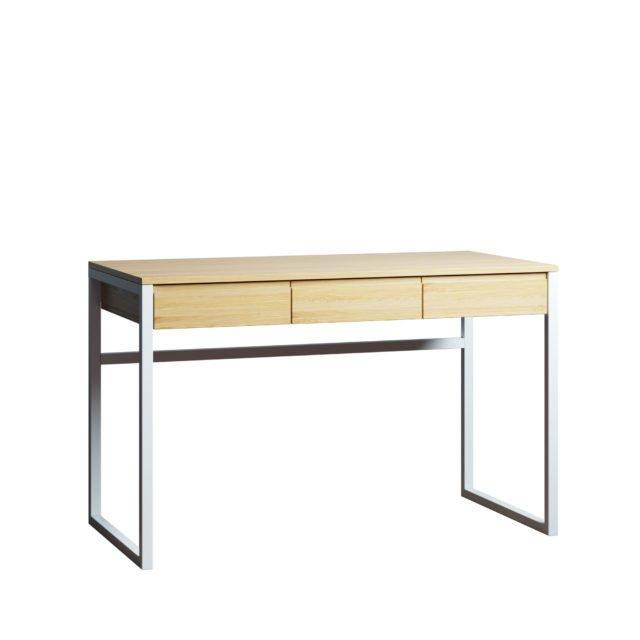 Письменный стол Dylan 140х60 цвета натуральный дуб