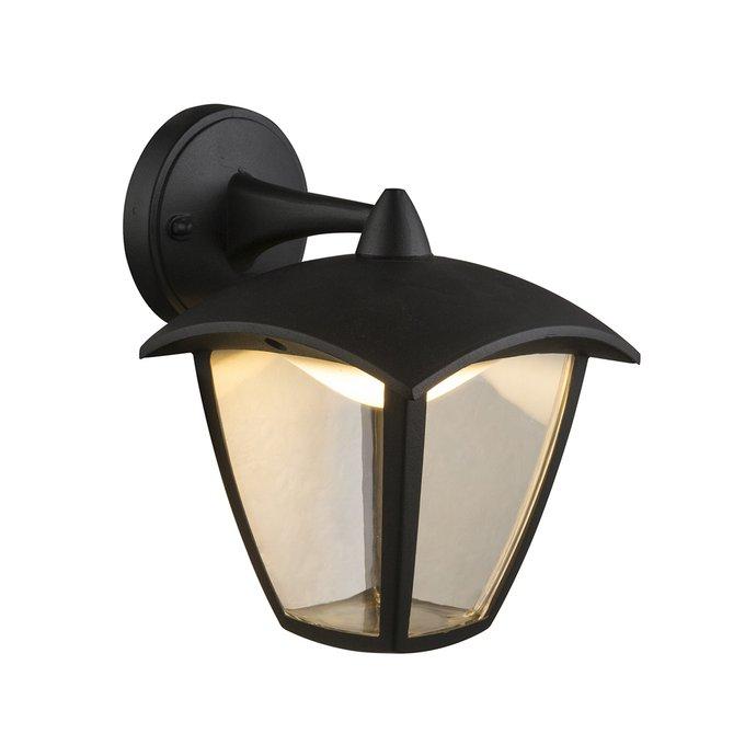 Уличный настенный светодиодный светильник Globo Delio