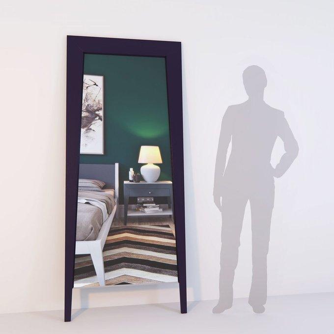 Напольное Зеркало Ego Violet из массива дуба