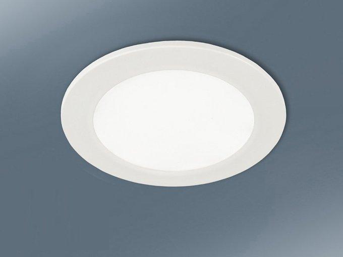Встраиваемый светильник Schuller круглый